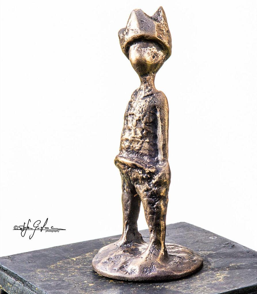 kl. Prinz, Bronze